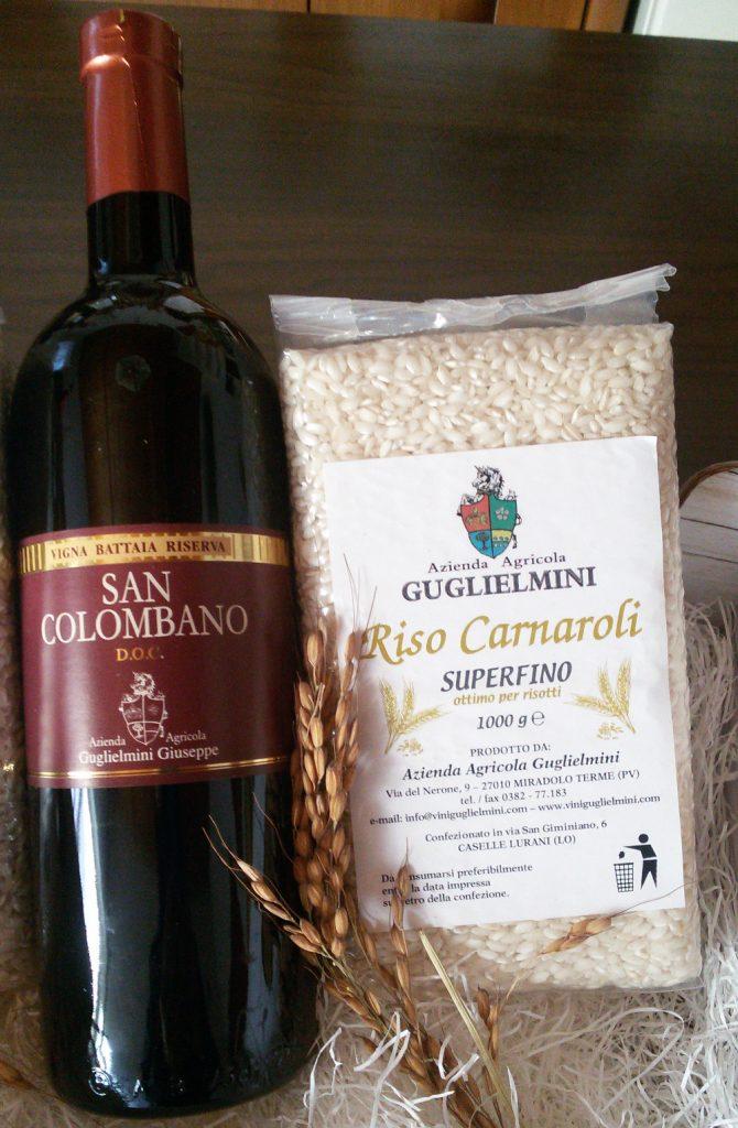 Riso Carnaroli - Azienda Agricola Guglielmini